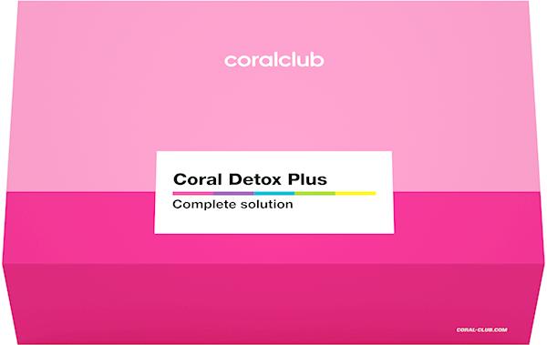 coral detox plus md